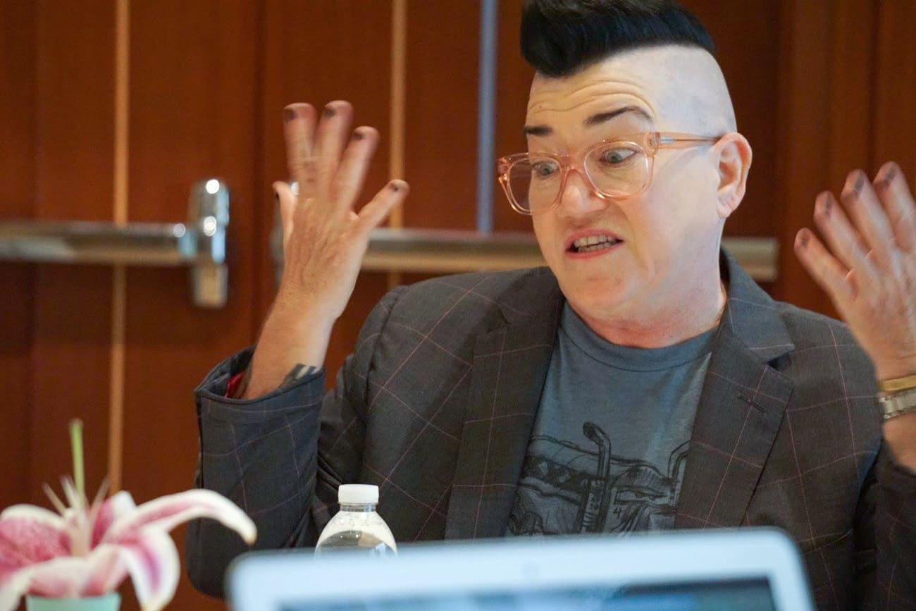 Lea Delaria Cars 3 Miss Fritter's Racing skool
