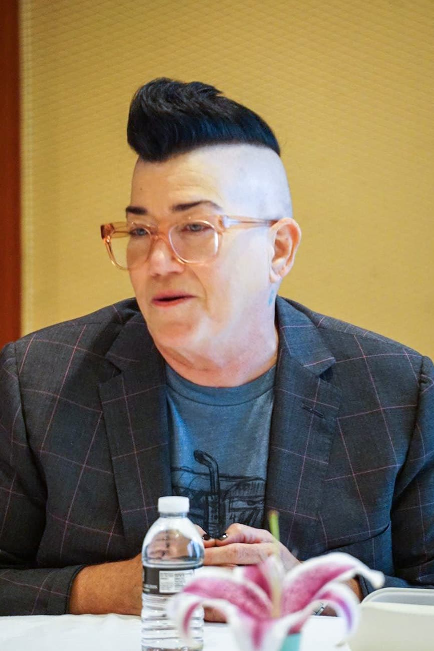 Miss Fritter Cars 3 Lea DeLaria