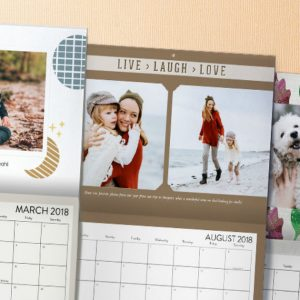 Shutterfly Promo Code: FREE 8×11 Wall Calendar ($24.99 Value)