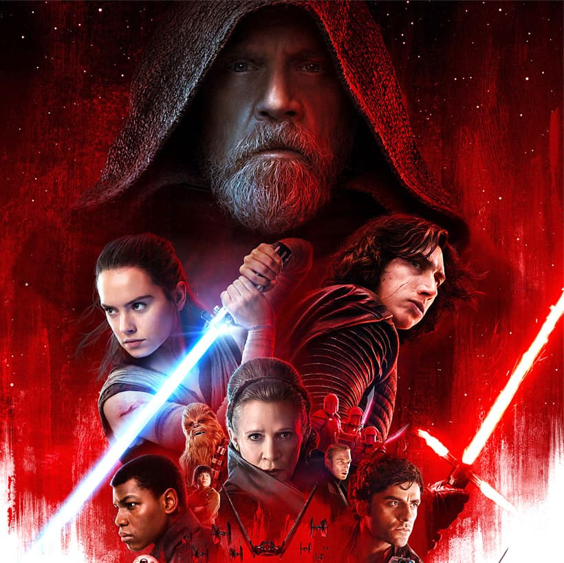 Watch The New Star Wars: The Last Jedi Trailer And See The