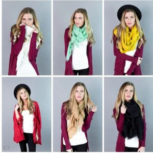 Cents of Style Promo Code: 2 Blanket Scarves for $20 (just $10 each) + Free Shipping!