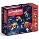 Save 40% on the Magformers Vehicle Wow Set (16-pieces), Free Shipping Eligible!