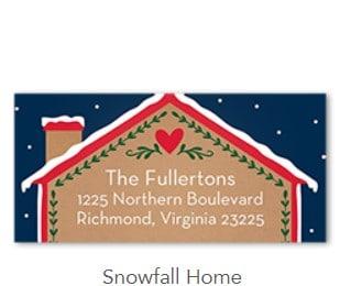 Shutterfly Promo Code: Free Set of Address Labels!