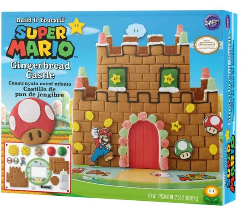 Save 30% on the Wilton Super Mario Brothers Gingerbread ...