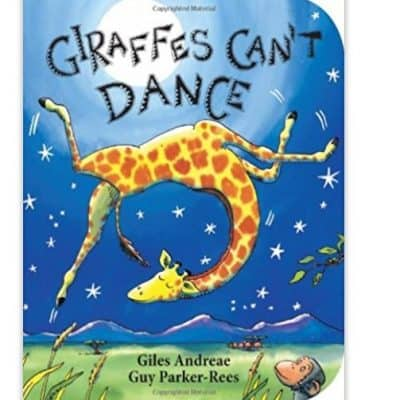 Kids Board Books Up to 70% off (Giraffes Can't Dance only $1.99!), Free Shipping Eligible!
