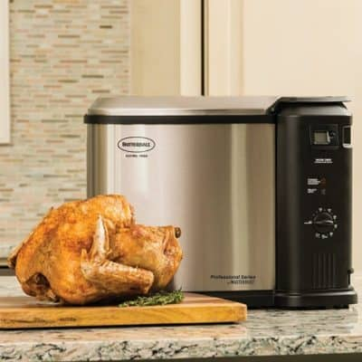 Save 58% on the Butterball XL Electric Fryer by Masterbuilt, Free Shipping Eligible!