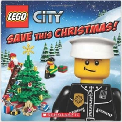 Save Up to 40% on the The LEGO City Books {Save This Christmas $3.39!}, Free Shipping Eligible!