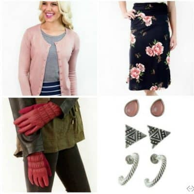 Cents of Style Promo Code: 2 Clothing, 2 Accessory Grab Bag for $19.95 + Free Shipping!