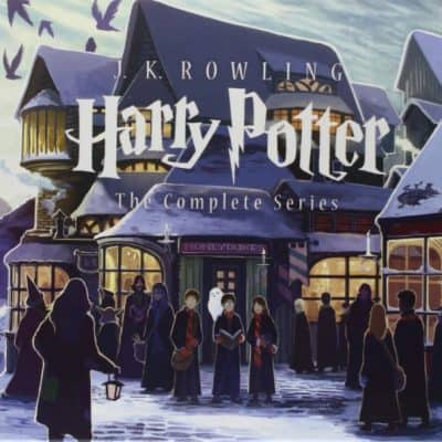 Save 56% on the Harry Potter Complete Book Series Special Edition Boxed Set, Free Shipping Eligible!