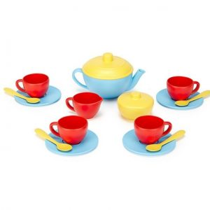 Save 51% on the Green Toys Tea Set, Free Shipping Eligible!