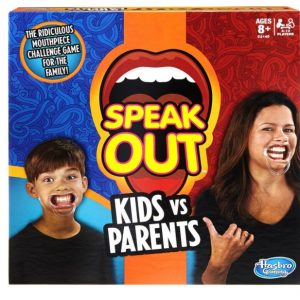 Save 54% on the Speak Out Kids vs Parents Game, Free Shipping Eligible!