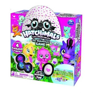 Save 50% on the Hatchimals EGGventure Game, Free Shipping Eligible!