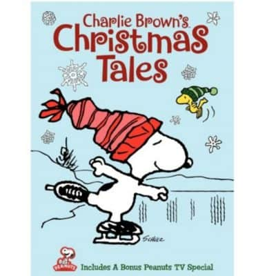 Charlie Brown's Christmas Tales on DVD only $4.88, Free Shipping Eligible!