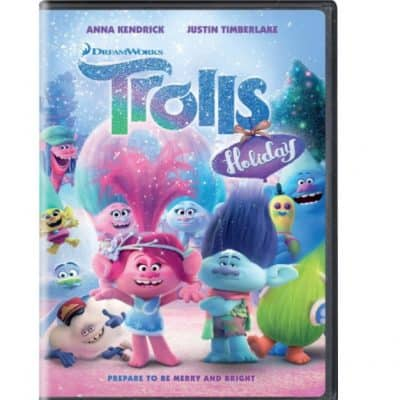 Pre-Order Trolls Holiday and Save 54% {Only $6.46!}, Free Shipping Eligible!