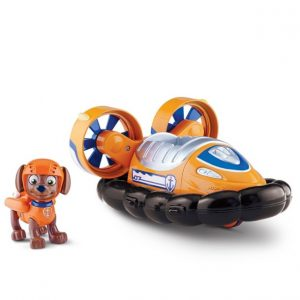 Save 62% on the Paw Patrol Nickelodeon Zuma's Hovercraft, Free Shipping Eligible!