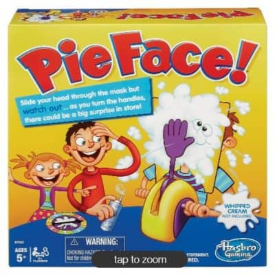 Save 51% on Pie Face Game, Free Shipping Eligible!