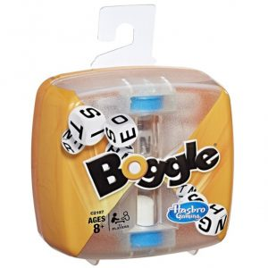 Save 55% on the Boggle Classic Game {Only $4.99}, Free Shipping Eligible!