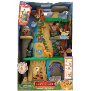 Save 53% on the Just Play Lion Guard Training Lair Playset, Free Shipping Eligible!