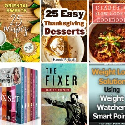 Today's 10 FREE Kindle Books
