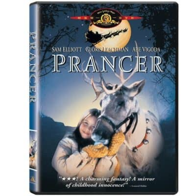 Prancer on DVD only $3.99, Free Shipping Eligible!