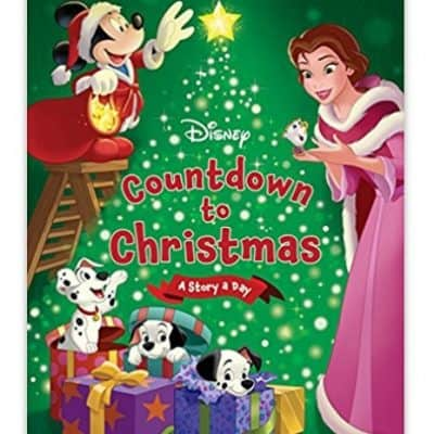 Disney's Countdown to Christmas: A story a day Only $8.18, Free Shipping Eligible!