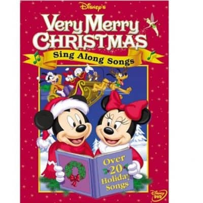 Save 53% on the Disney's Sing Along Songs – Very Merry Christmas Songs, Free Shipping Eligible!