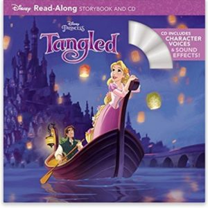 Save 48% on the Tangled Read-Along Storybook and CD {Only $3.60}, Free Shipping Eligible!