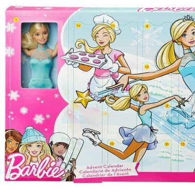 Save 48% on the Barbie Careers Advent Calendar, Free Shipping Eligible!