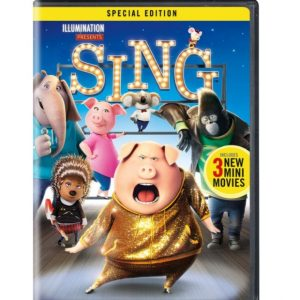Save 60% on Sing on DVD, Free Shipping Eligible!