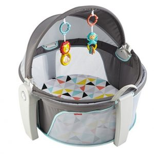 Save 42% on the Fisher-Price On-The-Go Baby Dome, Free Shipping Eligible!