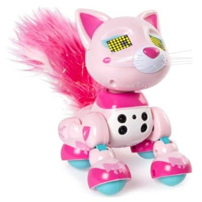 Save 50% on the Zoomer Meowzies Interactive Kitten with Lights, Sounds and Sensors, Free Shipping Eligible!