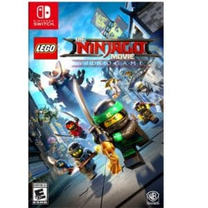 Save 67% on the The Lego Ninjago Movie Videogame – Nintendo Switch, Free Shipping Eligible!