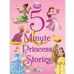 Get 5 Minute Princess Stories for $5 {reg $12.99}, Free Shipping Eligible!