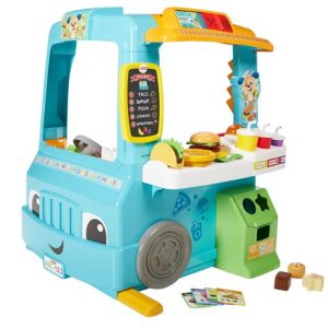 Save Up to 50% or More on Hot Picks from Fisher Price and Barbie, Free Shipping Eligible!