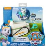 Save 56% on the Paw Patrol Everest's Rescue Snowmobile, Vehicle and Figure, Free Shipping Eligible!
