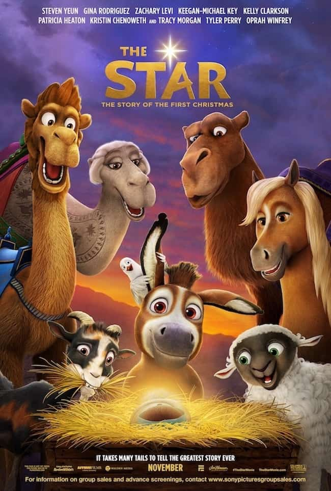 The Star movie reviews