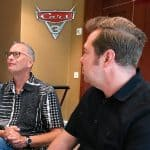 Director Brian Fee and Producer Kevin Reher on the Music of Cars 3 #Cars3Bloggers