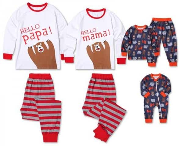 Funny Christmas Pjs.The Best Selection Of Matching Funny Family Christmas Pajamas