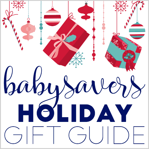 influential mom blog gift guide