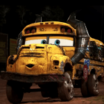 Miss Fritter's Racing Skool and the Cars 3 Bonus Features #Cars3Bloggers