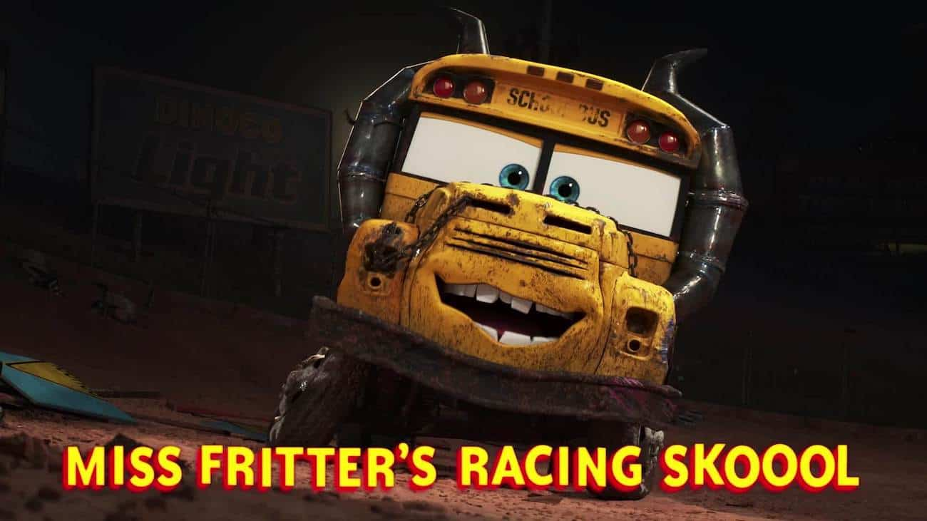 Miss Fritter's Racing School