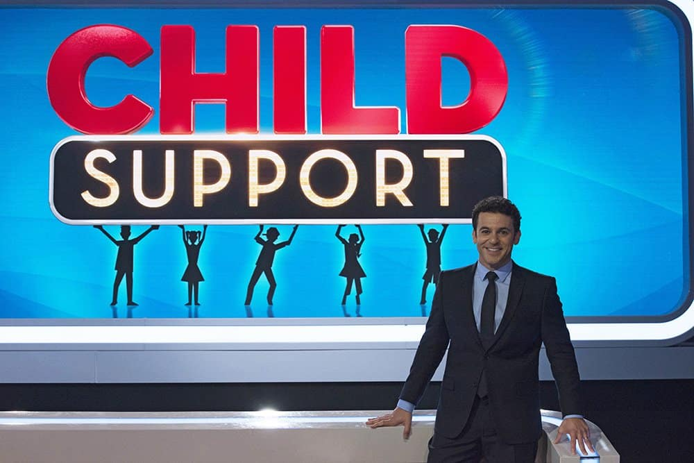 child support fred savage