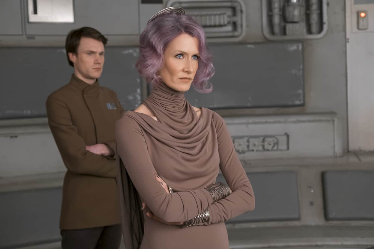 Vice Admiral Holdo Star Wars: The Last Jedi
