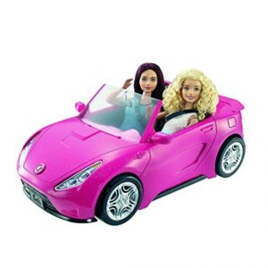 Save 60% on the Barbie Glam Convertible Doll Vehicle, Free Shipping Eligible!