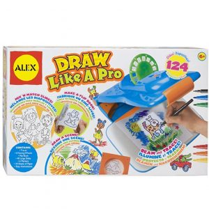Save 52% on the ALEX Toys Artist Studio Draw Like A Pro, Free Shipping Eligible!