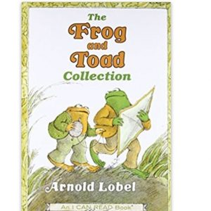 Save 65% on the The Frog and Toad Collection Box Set, Free Shipping Eligible!