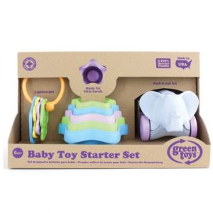 Save 54% on the Green Toys Baby Toy Starter Set (First Keys, Stacking Cups, Elephant), Free Shipping Eligible!