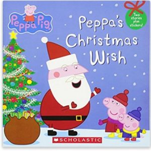 Save 64% on the Peppa's Christmas Wish (Peppa Pig), Free Shipping Eligible!