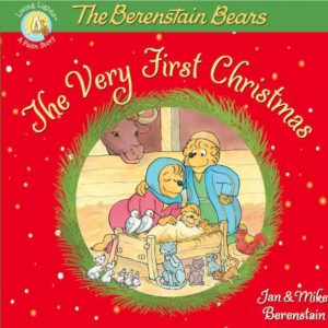 Save 63% on the The Berenstain Bears, The Very First Christmas Children's Book, Free Shipping Eligible!