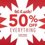 Gymboree Online Sale: Entire Site 50% off (or More!), Free Shipping Eligible! {Holiday Jammies just $10!}
